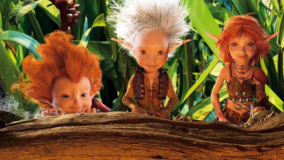 Arthur und die Minimoys - Bildquelle: TOBIS Film