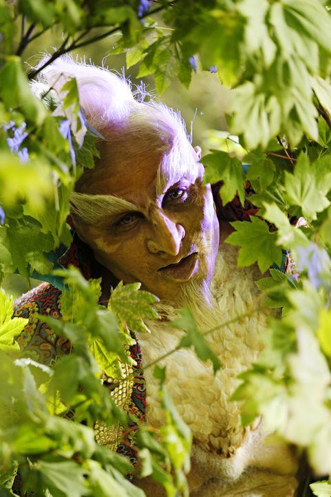 Der große Gockel aus den Finsterwäldern (Faran Tahir) - Bildquelle: Eike Schroter 2018 Syfy Media Productions LLC. ALL RIGHTS RESERVED./Eike Schroter