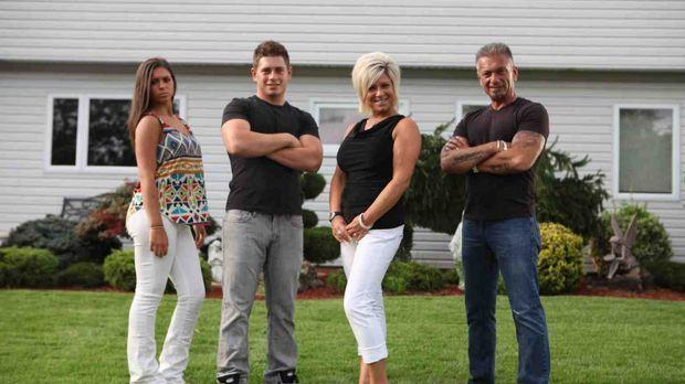 Eigentlich ist eine ganz normale Familie, wäre da nicht die außergewöhnliche...