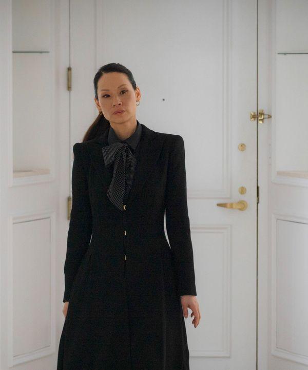 Kurz nachdem Watson (Lucy Liu) zufällig die Freundin des Captain kennengelernt hat, muss sie erfahren, dass sich das Paar schon wieder getrennt hat... - Bildquelle: Michael Parmelee 2016 CBS Broadcasting Inc. All Rights Reserved.