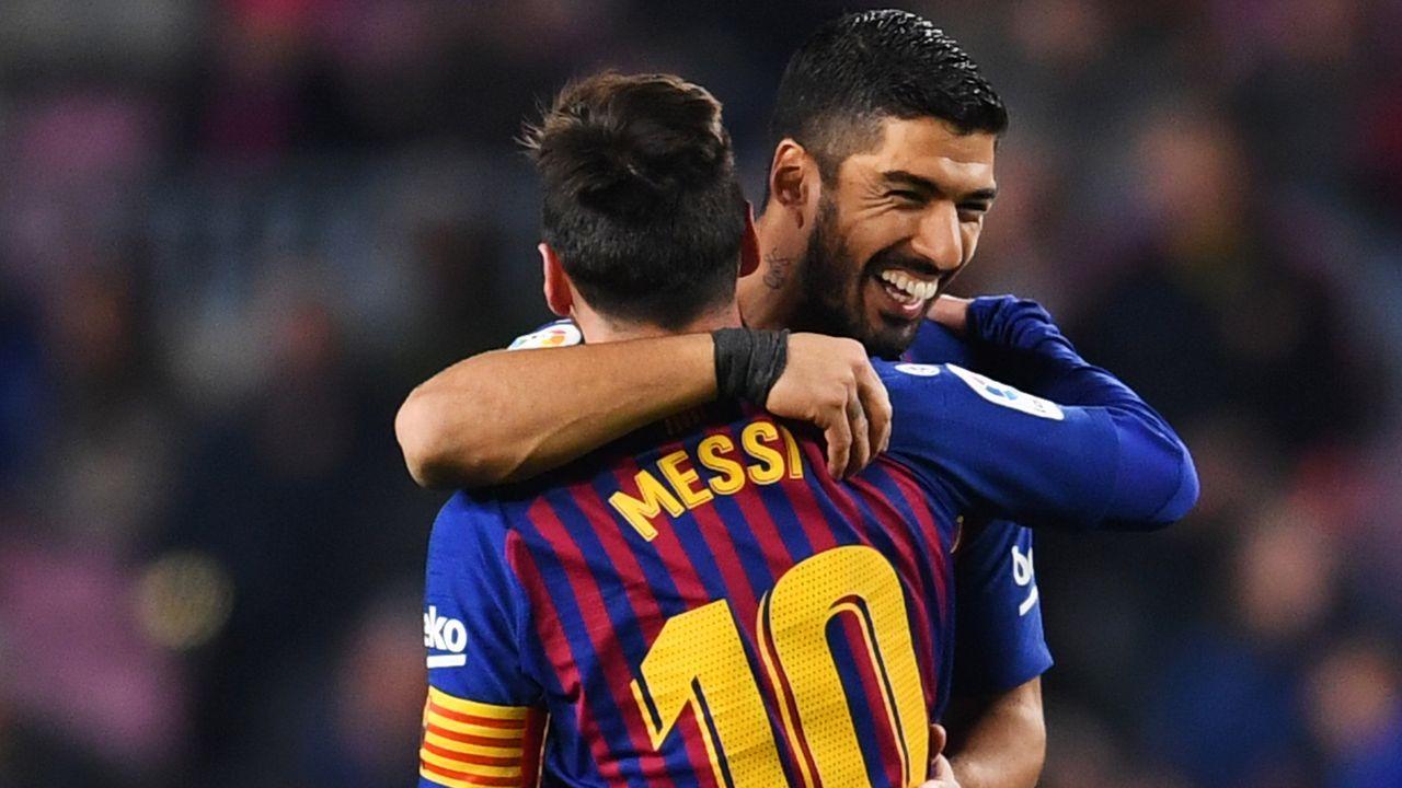 Platz 9 - FC Barcelona - Bildquelle: 2019 Getty Images