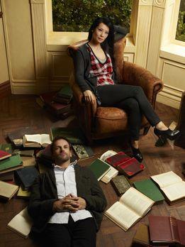 Elementary - (1. Staffel) - Elementary: Sherlock Holmes (Jonny Lee Miller, l....