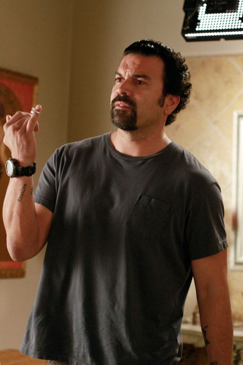 Hat Probleme mit Gabrielles neuen Job: Carlos (Ricardo Antonio Chavira) ... - Bildquelle: ABC Studios