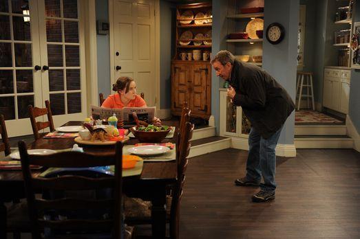 Last Man Standing - Mike (Tim Allen, r.) hat Schwierigkeiten damit, seine neu...