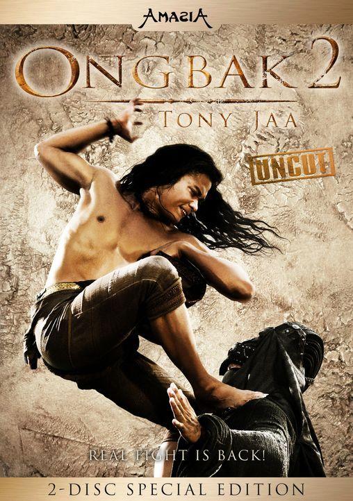 ONG BAK 2 - Plakatmotiv - mit Tony Jaa - Bildquelle: Splendid Film