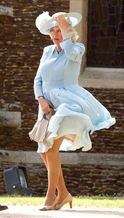 Taufe-Prinzessin-Charlotte-15-07-05-03-AFP - Bildquelle: AFP