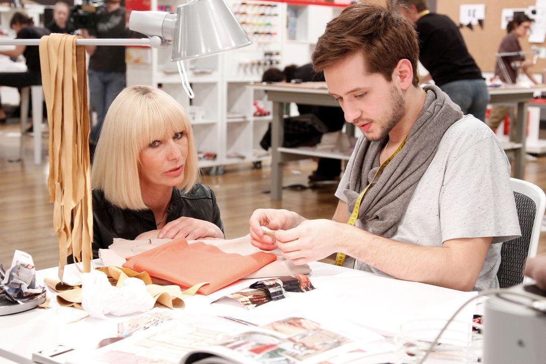 Fashion-Hero-Epi03-Atelier-55-Pro7-Richard-Huebner - Bildquelle: Richard Hübner / Pro 7