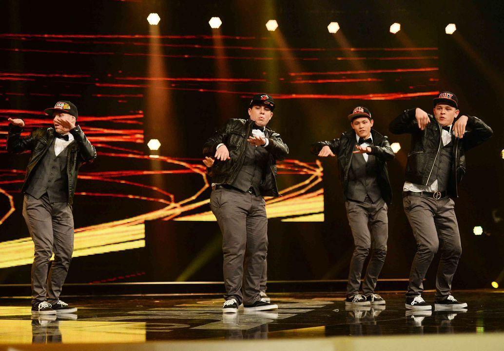 Got-To-Dance-Ginseng-Dance-Crew-02-SAT1-ProSieben-Willi-Weber - Bildquelle: SAT.1/ProSieben/Willi Weber