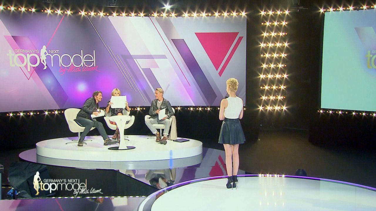 GNTM-10-Sendung01_053 - Bildquelle: ProSieben