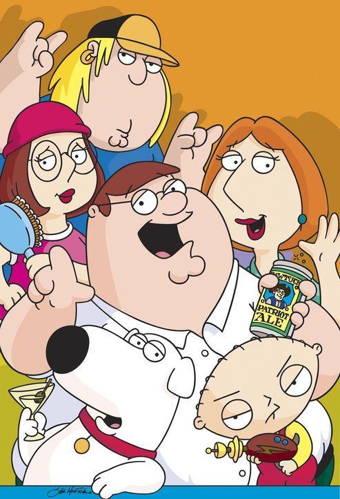 (8. Staffel) - Eine fast normale Familie: Die Griffins - Bildquelle: 2006-2007 Twentieth Century Fox Film Corporation. All rights reserved.