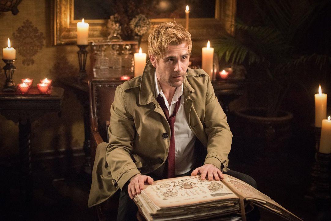 John Constantine (Matt Ryan) - Bildquelle: 2017 Warner Bros.