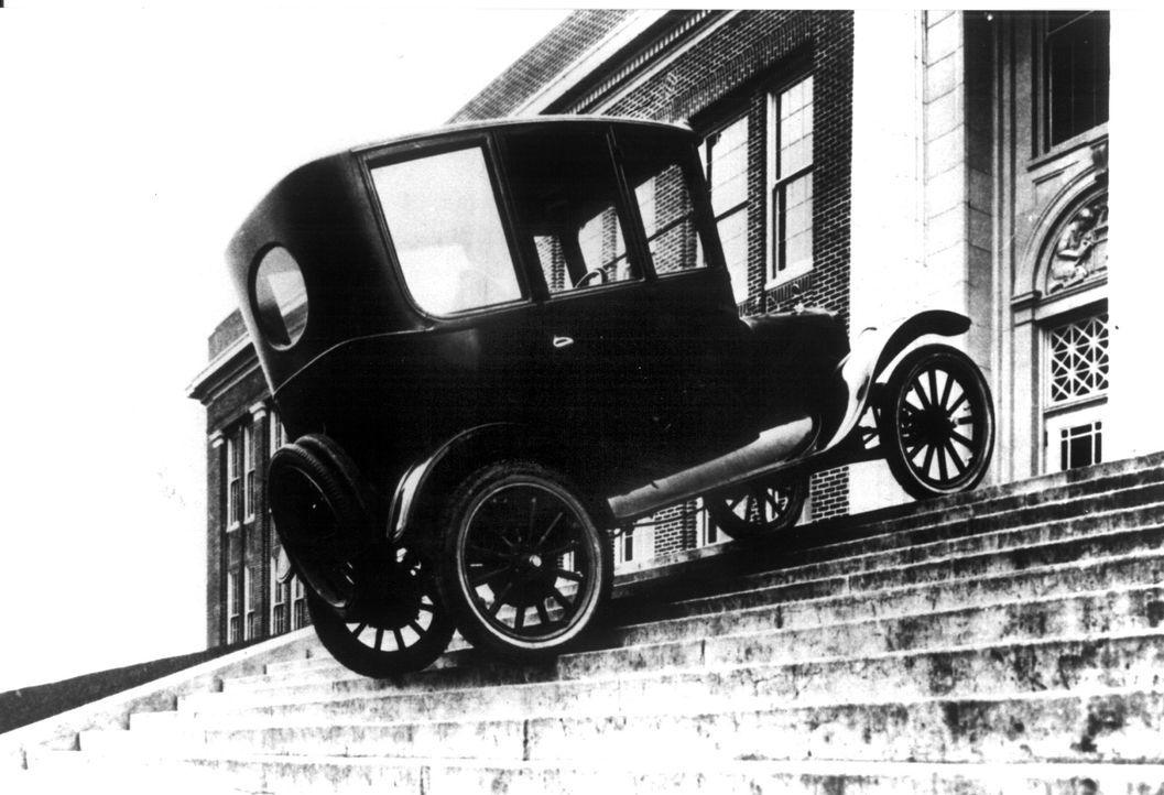 Modell T von Ford 4 - Bildquelle: dpa
