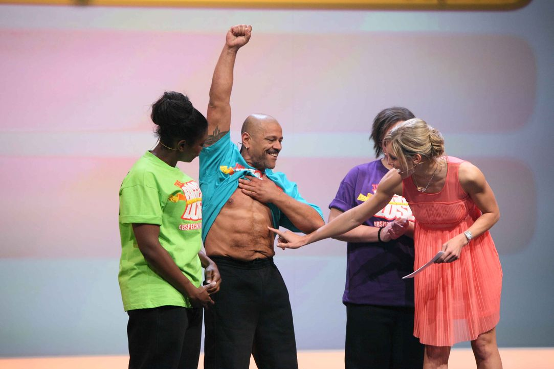 the-biggest-loser-finale-14 - Bildquelle: Sat.1/Hempel