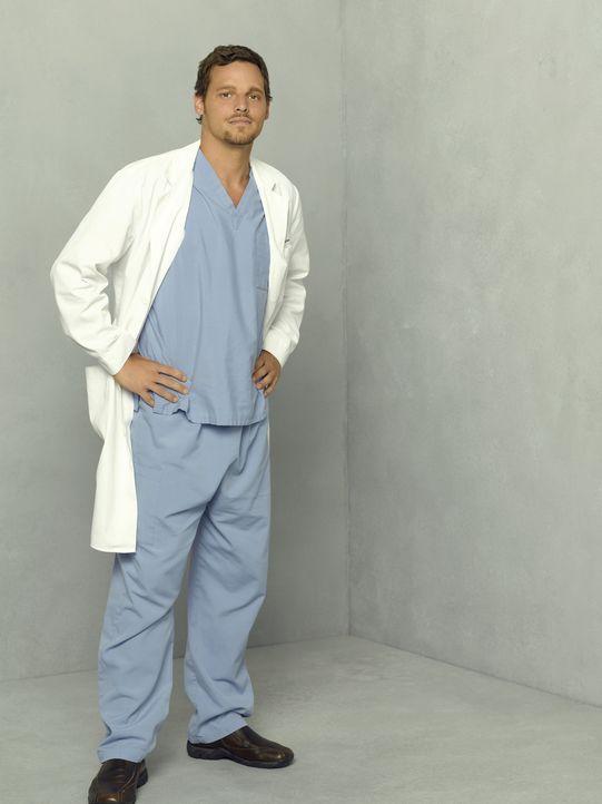 (4. Staffel) - Die Arbeit hat sich gelohnt: Dr. Alex Karev (Justin Chambers) betreut nun die neuen Assistenzärzte ... - Bildquelle: Touchstone Television