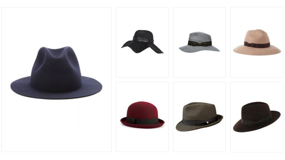 Trend: Hüte - Bildquelle: STYLIGHT