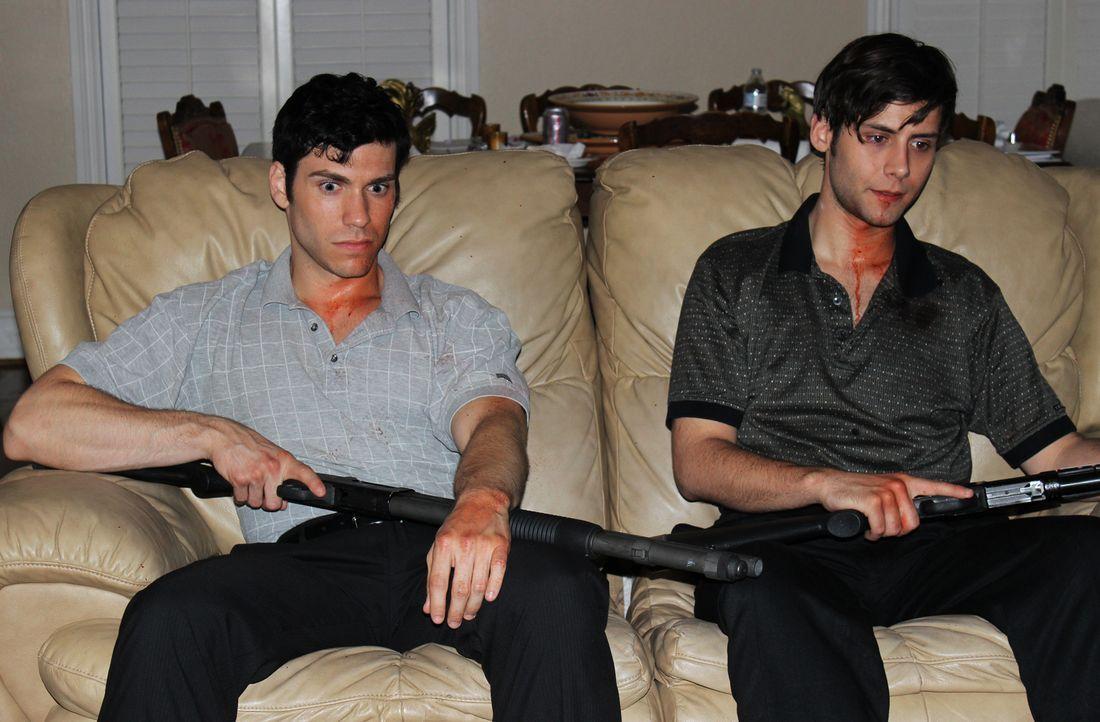 Jose Menendez und seine Frau Kitty wurden von ihren eigenen Söhnen ermordet. Doch warum kam es zu dieser Tat? - Bildquelle: 2015 AMS Pictures. All Rights Reserved
