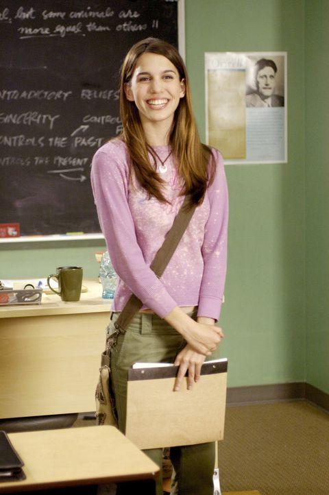 Nach einem Umzug muss Violet (Christy Carlson Romano) eine neue Schule besuchen, an der sehr harte Umgangsformen herrschen. Das Mädchen beschließt... - Bildquelle: Buena Vista International Television