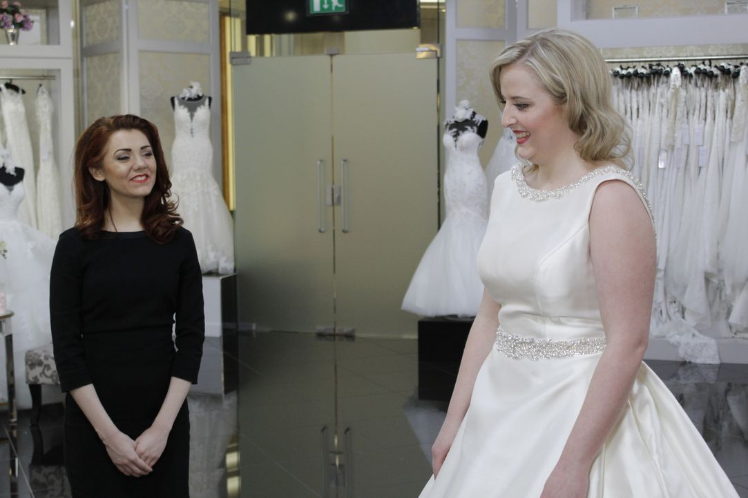 Jede Frau will an ihrem Hochzeitstag wie eine Prinzessin aussehen. David Emm... - Bildquelle: Discovery Communications