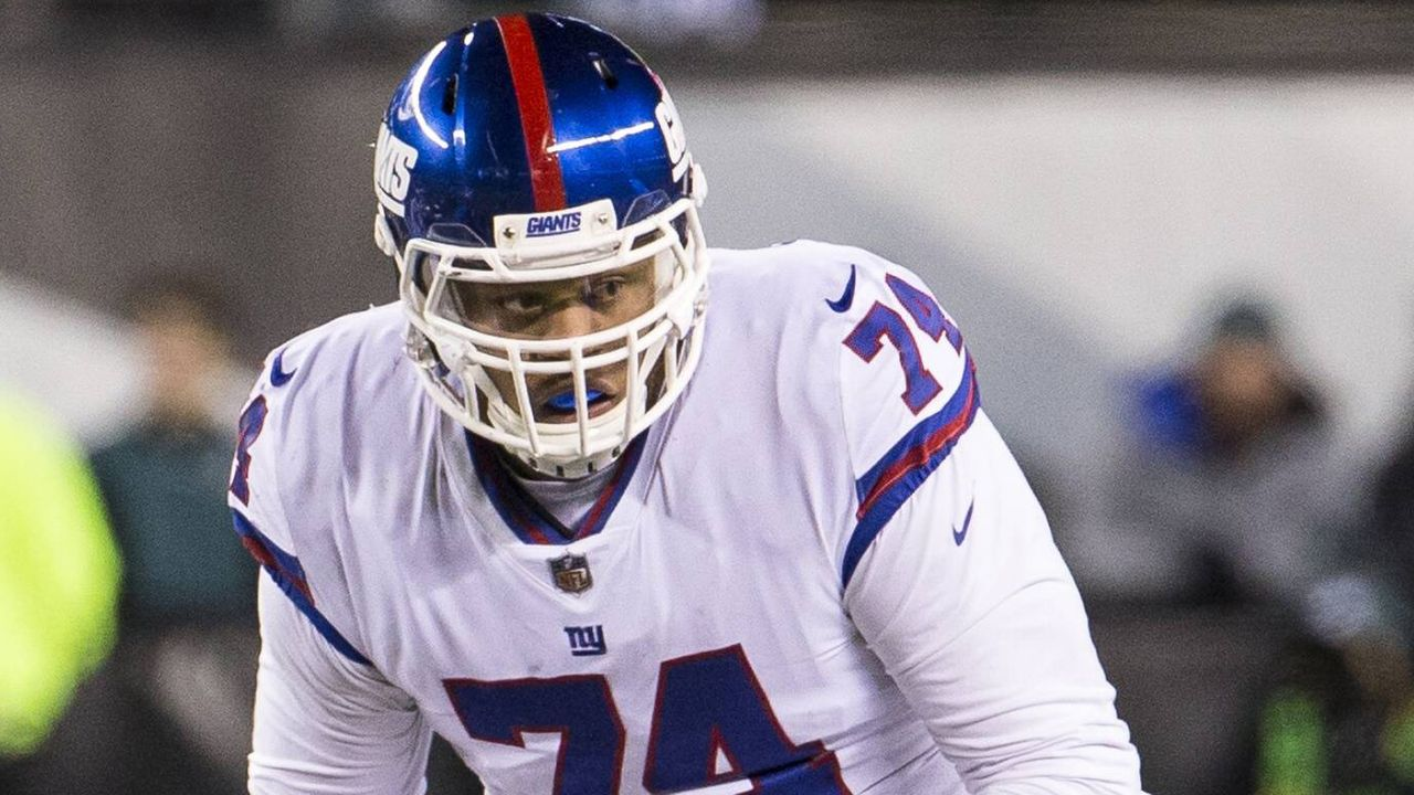 Ereck Flowers (New York Giants, 2015 an neunter Stelle) - Bildquelle: imago/ZUMA Press
