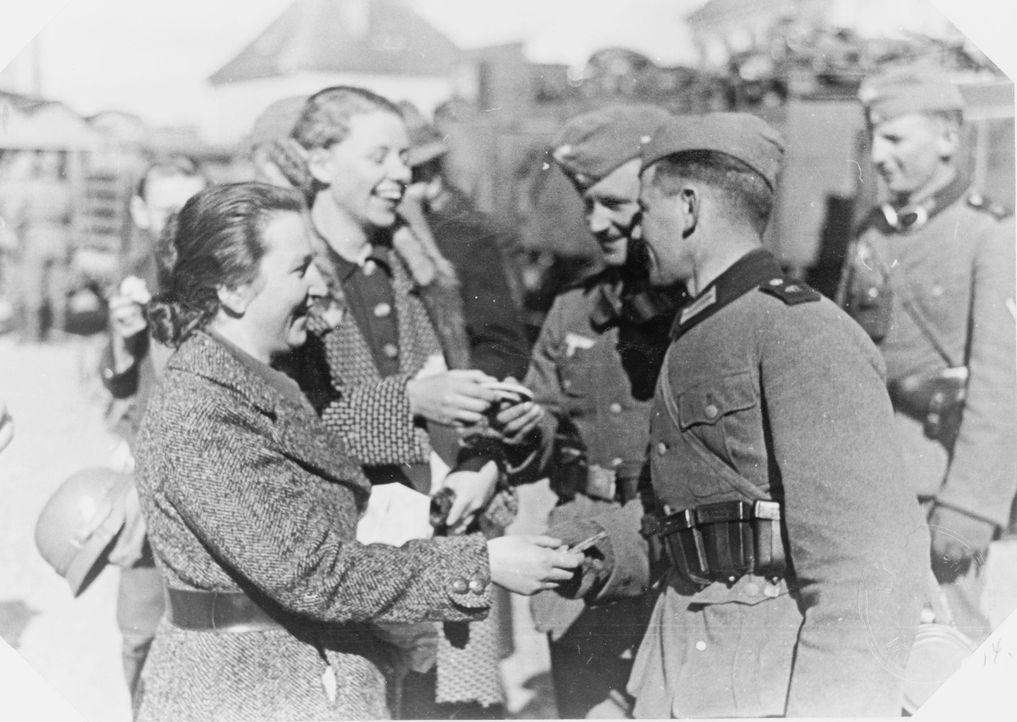 Österreich feiert den Anschluss ans Reich ... - Bildquelle: Library of Congress