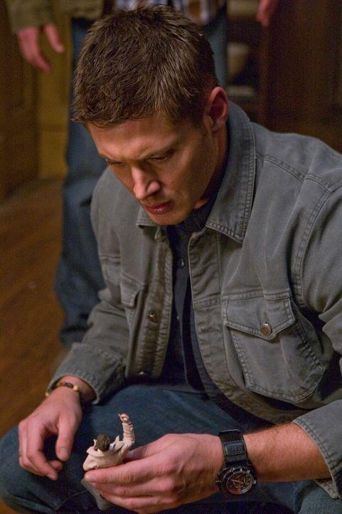 Sam und Dean (Jensen Ackles) reisen nach Alliance in Nebraska, wo bizarre Dinge passieren ... - Bildquelle: Warner Bros. Television