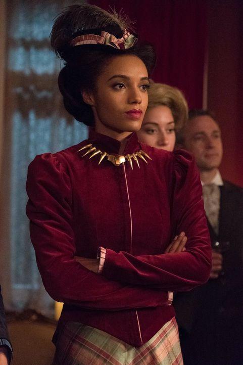 Amaya (Maisie Richardson-Sellers) und das Team müssen sich mit einem besonderen Kult im Jahre 1895 auseinandersetzen, während Nate in große Gefahr g... - Bildquelle: 2017 Warner Bros.