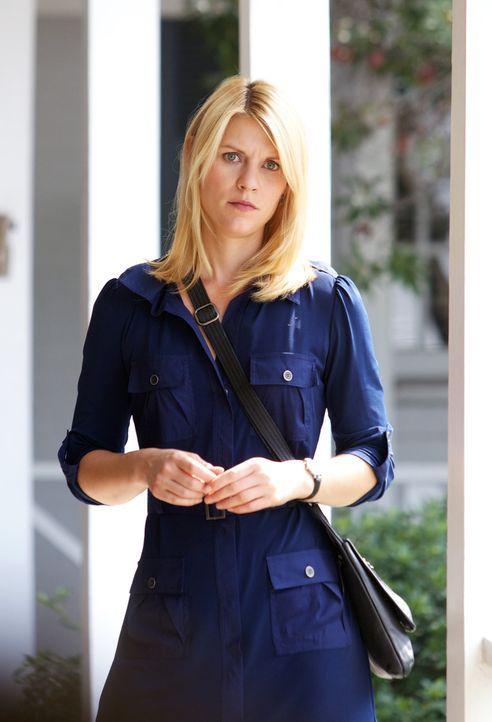Nach dem Zusammentreffen mit Brody fahren Carries (Claire Danes) Gefühle Achterbahn ... - Bildquelle: 20th Century Fox International Television