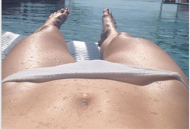 Caroline Wozniacki - Bildquelle: Instagram / @carowozniacki