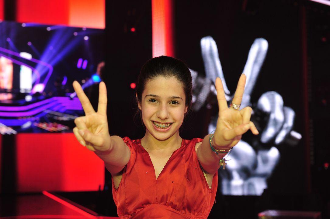 The-Voice-Kids-Finale-12 - Bildquelle: SAT.1/Andre Kowalski