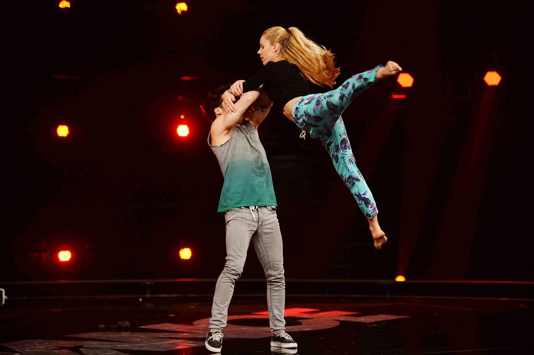 Got-To-Dance-Bente-und-Mauro-01-SAT1-ProSieben-Willi-Weber-TEASER - Bildquelle: SAT.1/ProSieben/Willi Weber