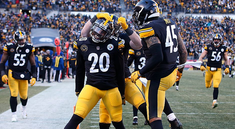 Platz 25 (geteilt): Pittsburgh Steelers (AFC North) - Bildquelle: 2018 Getty Images