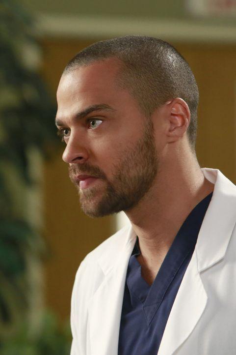 Wird Jackson (Jesse Williams) das neue Gesicht des Seattle Grace/Mercy West? - Bildquelle: ABC Studios