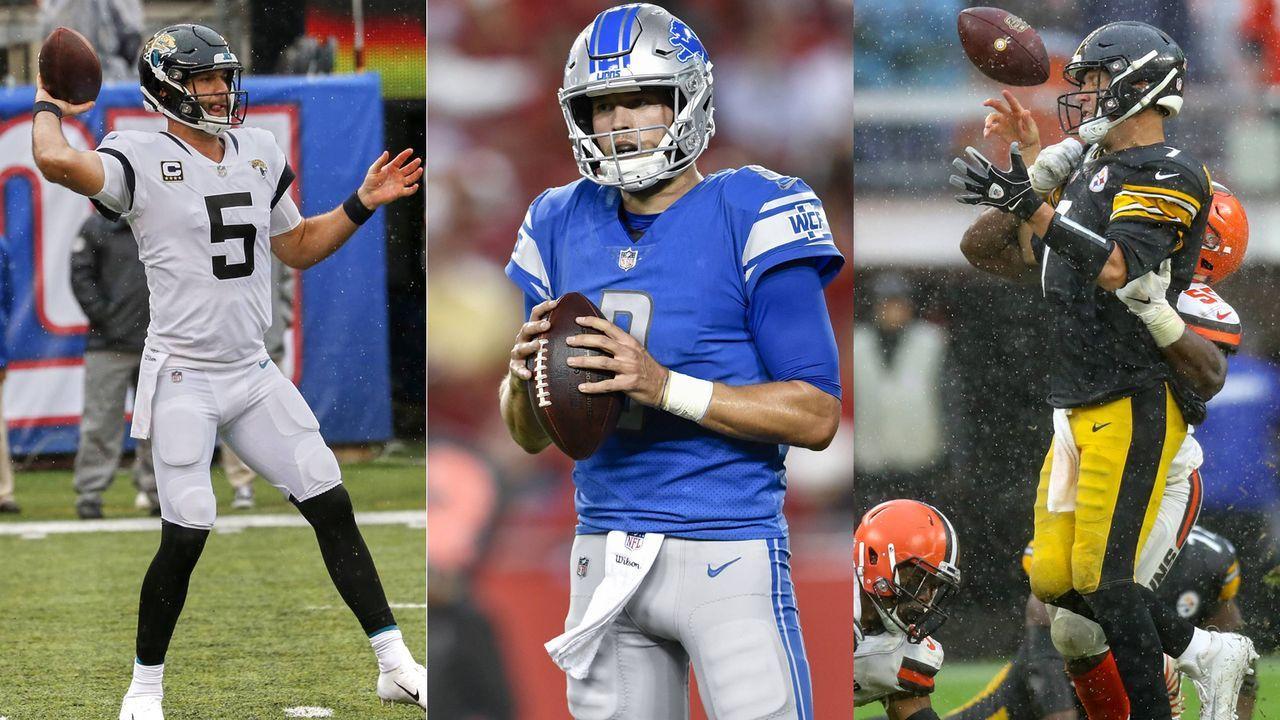 Diese Quarterbacks müssen in Week 2 liefern - Bildquelle: Imago