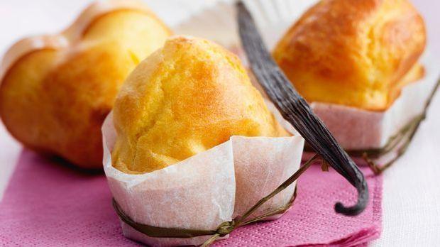 Köstliche Quark-Muffins mit Hefeteig