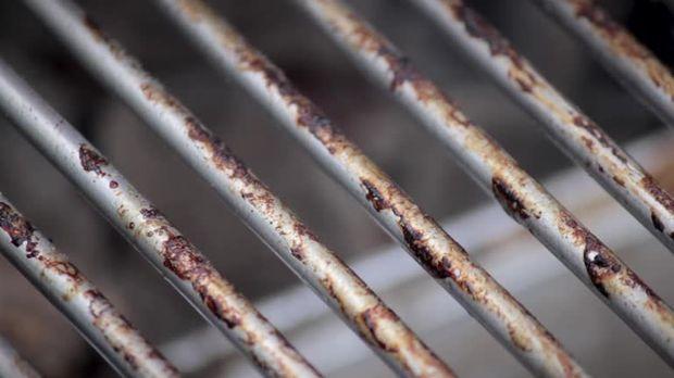 Weber Holzkohlegrill Rost Reinigen : Backofen grillrost reinigen u der zwerge grill