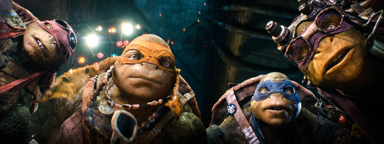 teenage-mutant-ninja-turtles-35-Paramount-Pictures - Bildquelle: Paramount Pictures