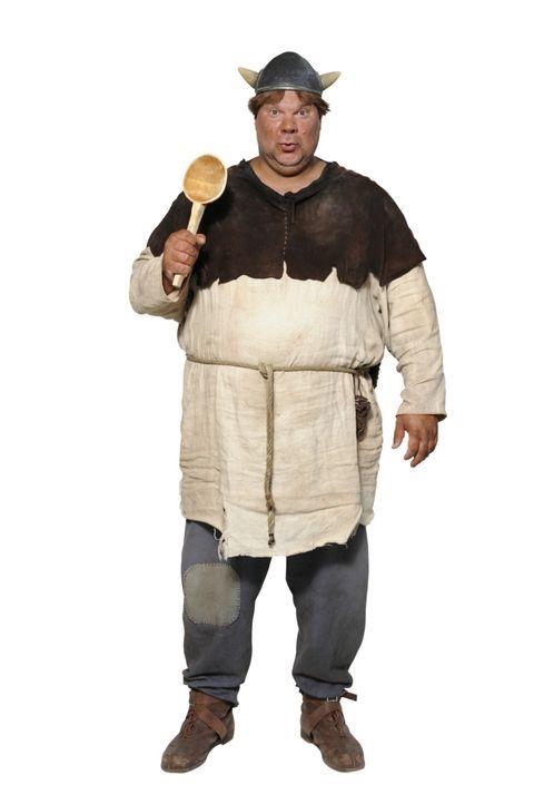 Der größte und gemütlichste Wickinger der Welt: Faxe (Jörg Moukaddam) ... - Bildquelle: 2009 Constantin Film Verleih GmbH