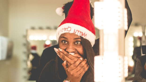weihnacht überraschung