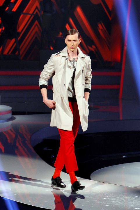 Fashion-Hero-Epi05-Show-10-ProSieben-Richard-Huebner - Bildquelle: Richard Huebner