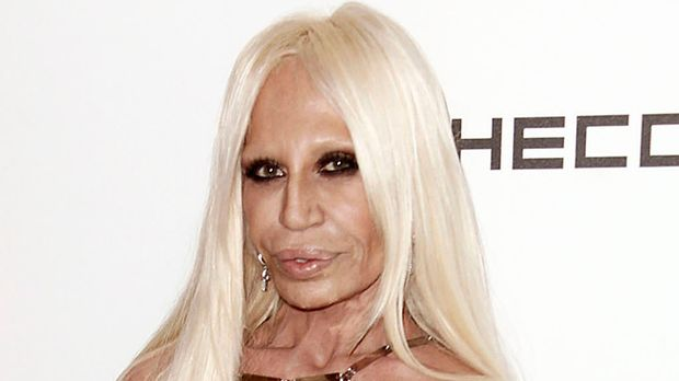 Donatella Versace Bilder Infos Amp Biografie