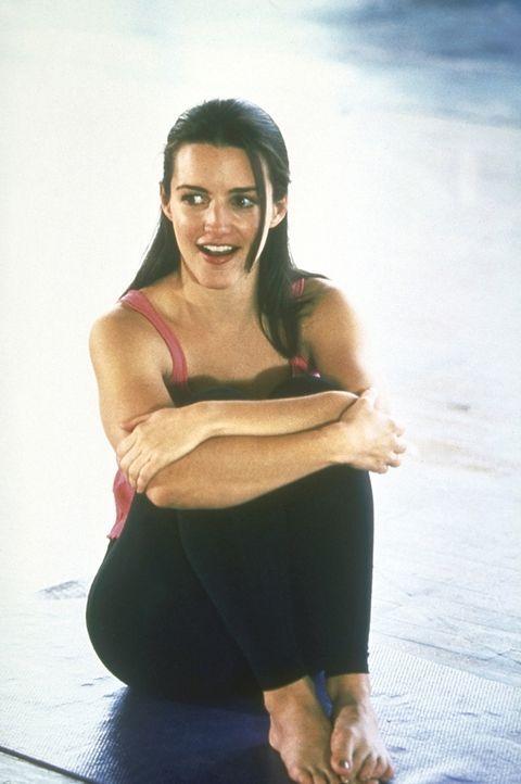 """Miranda kommt mit dem neuesten Verkaufsschlager, dem neuen Erotik-Spielzeug """"The Rabbit"""", an. Es dauert nicht lange, bis Charlotte (Kristin Davis) n... - Bildquelle: Craig Blankenhorn 1998 Rysher Entertainment, Inc."""