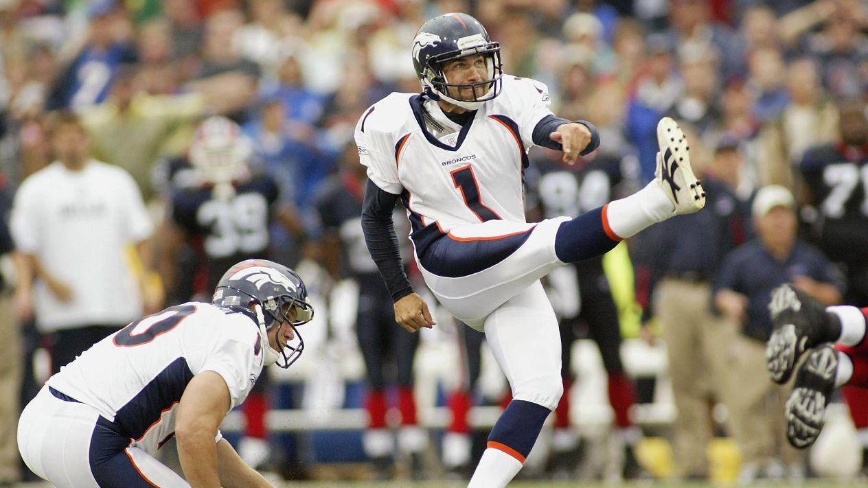 Denver Broncos - Jason Elam - Bildquelle: Getty Images