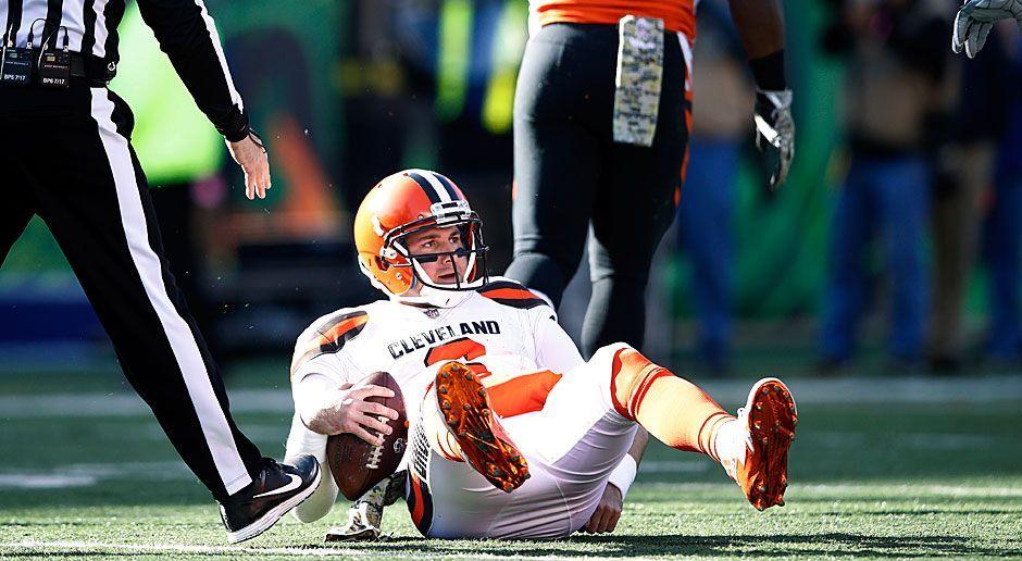 Cody Kessler (Jacksonville Jaguars) - Bildquelle: Getty Images