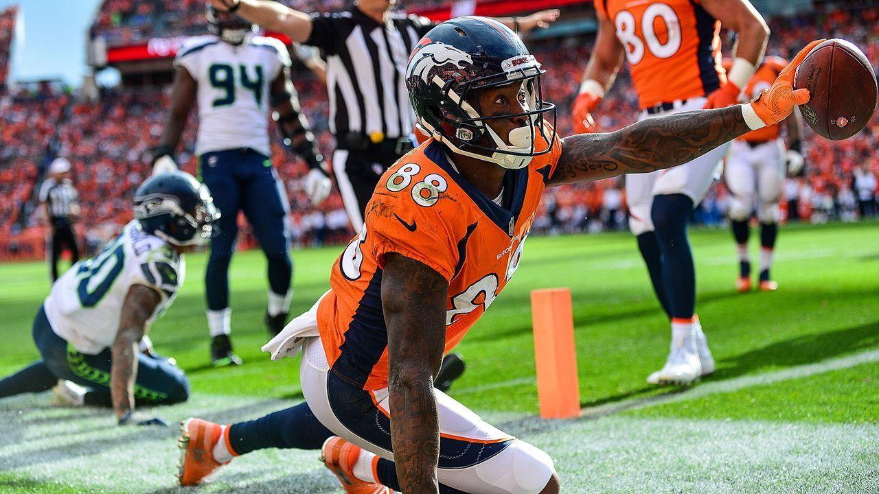 Demaryius Thomas (Houston Texans) - Bildquelle: Getty Images