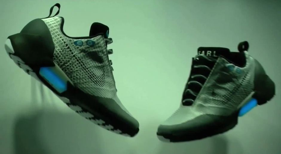 taff - Video - Wegen dieser neuen Nike-Schuhe rastet das Netz gerade ...