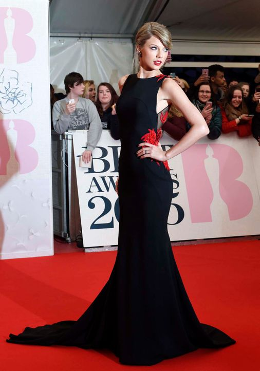 BRIT-Awards-Taylor-Swift-15-02-25-2-dpa - Bildquelle: dpa