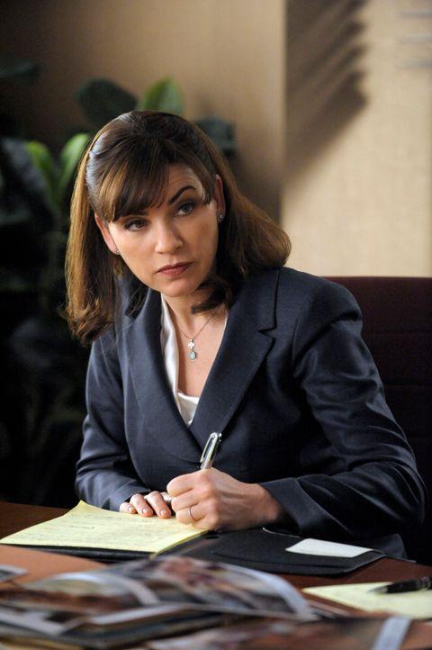 Ein außergewöhnlicher Fall beschäftigt Alicia (Julianna Margulies)  und ihre Kollegen ... - Bildquelle: 2011 CBS Broadcasting Inc. All Rights Reserved.