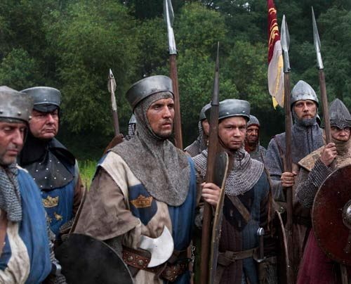 ...bis zu den Armeen der verfeindeten englischen Thronanwärter. - Bildquelle: Egon_Endrenyi_-_Tandem_Productions_-_Pillars_Productions