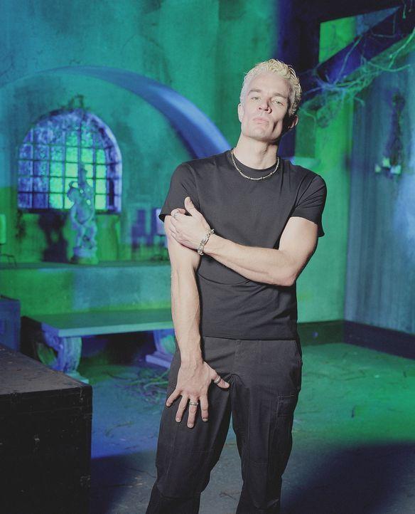 (6. Staffel) – Der böse Dämon Spike (James Marsters) ist in Buffy verliebt, doch die ist von seinen Gefühlen anfangs nur angewidert … - Bildquelle: TM +   Twentieth Century Fox Film Corporation. All Rights Reserved.