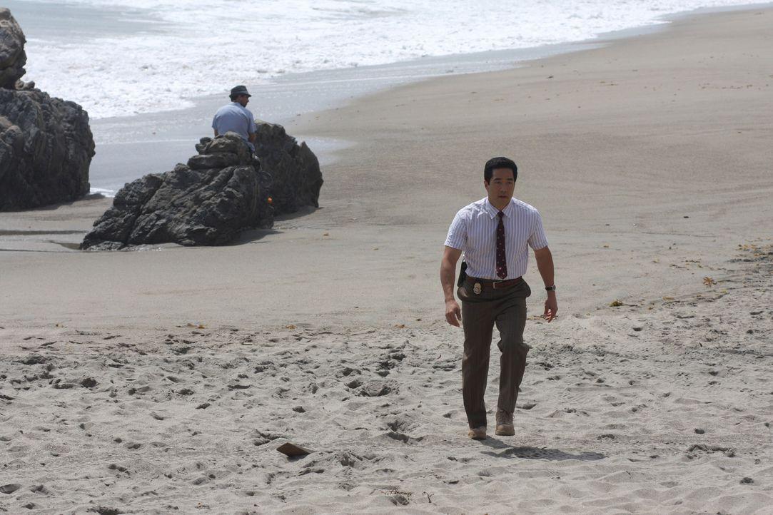 Auf der Suche nach dem Mörder der jungen Christine: Kimball Cho (Tim Kang) ... - Bildquelle: Warner Bros. Television